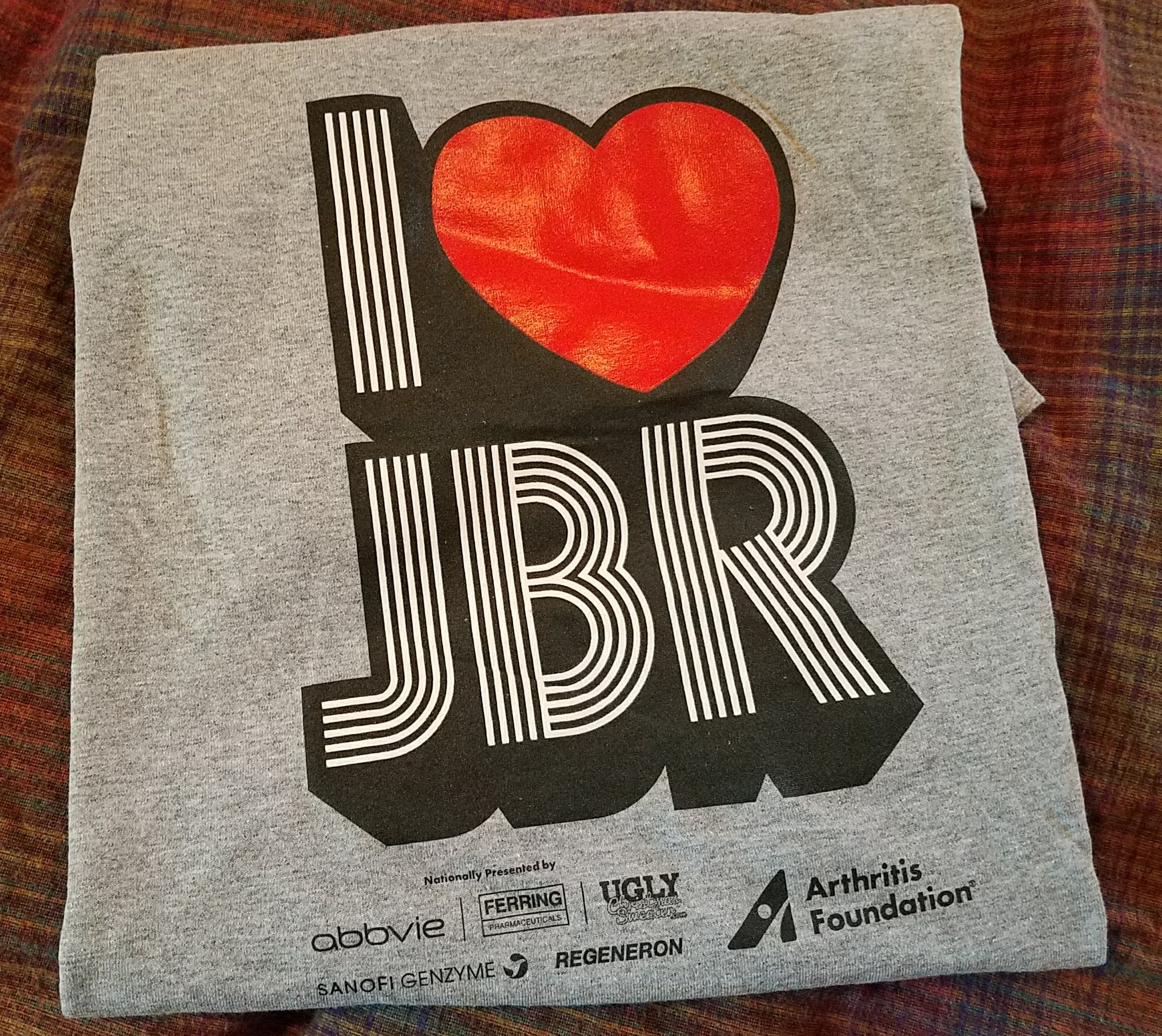 Jingle Bell Run Participant T-Shirt